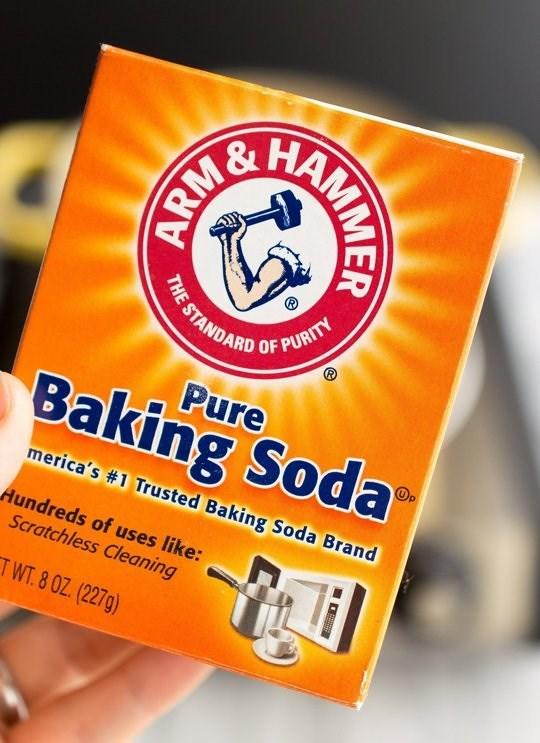 cách diệt kiến bằng baking soda