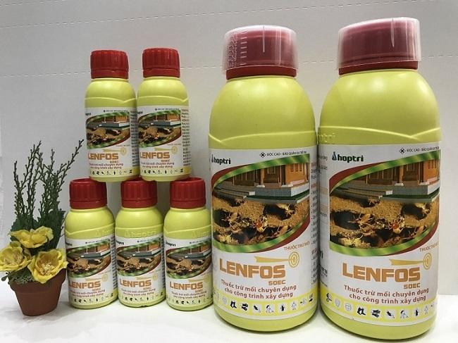 Sử dụng thuốc diệt côn trùng an toàn - Anh Thư TPHCM