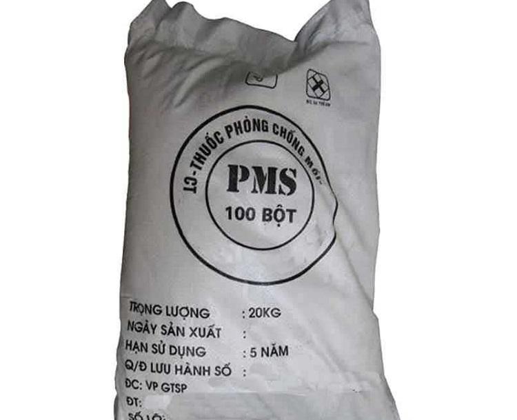 cách sử dụng thuốc diệt mối dạng bột