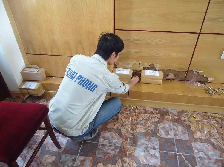 Hộp nhử mối Anh Thư - DIệt côn trùng TPHCM