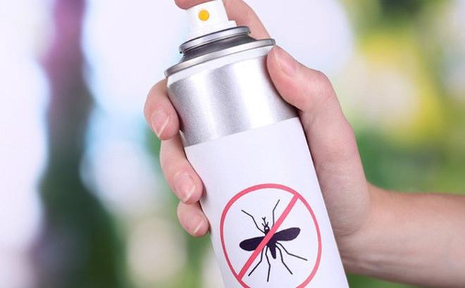 Cách diệt muỗi bằng Bình Xịt Muỗi - Diệt côn trùng TPHCM