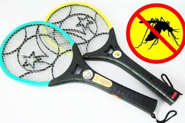 Cách diệt muỗi bằng Vợt Muỗi - Diệt côn trùng TPHCM