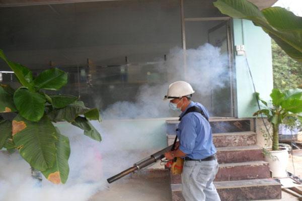 Dịch vụ diệt ruồi bằng phun thuốc dạng khói mù