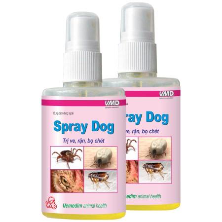 Thuốc diệt ve chó Spray dog