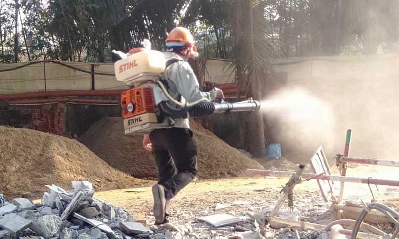 Công ty dịch vụ diệt côn trùng tại Gia Lai