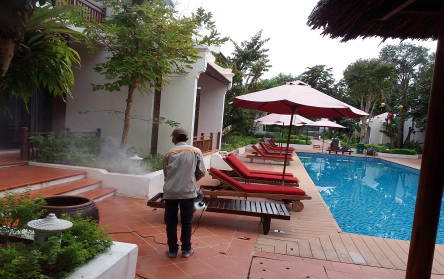 Công ty dịch vụ diệt côn trùng giá rẻ tại Bình Phước