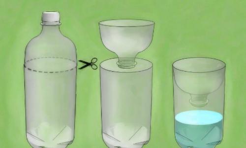 Cách làm bẫy gián đơn giản bằng chai nhựa