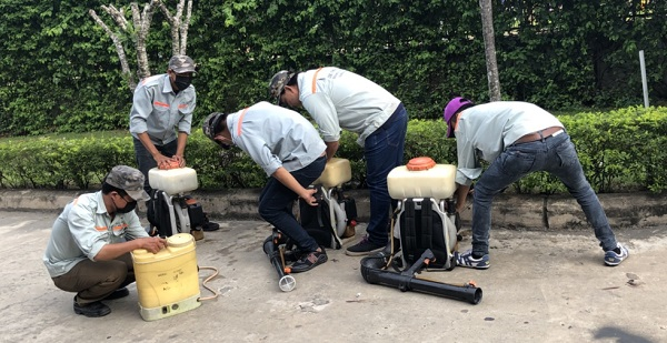 Công ty dịch vụ diệt côn trùng tại Hà Tĩnh