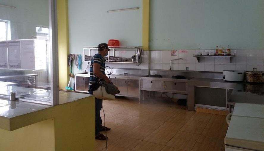 Công ty dịch vụ diệt côn trùng giá rẻ tại Hòa Bình