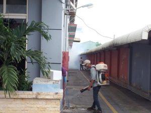 Công ty dịch vụ diệt côn trùng Lai Châu