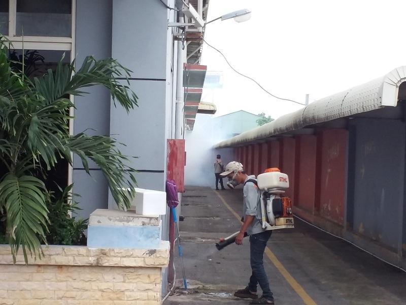 Công ty dịch vụ diệt côn trùng giá rẻ tại Lai Châu