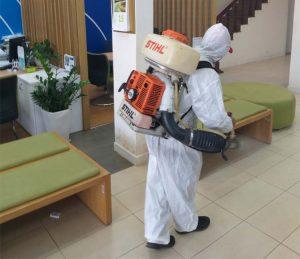Công ty dịch vụ diệt côn trùng Lâm Đồng