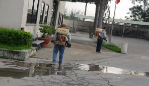 Công ty dịch vụ diệt côn trùng Nghệ An