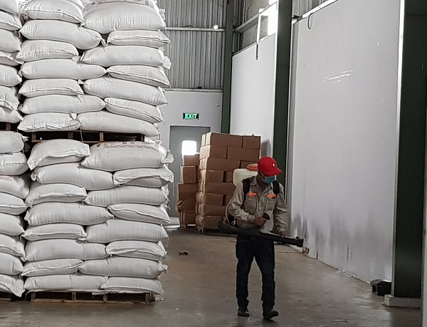 Công ty dịch vụ diệt côn trùng giá rẻ tại Ninh Thuận