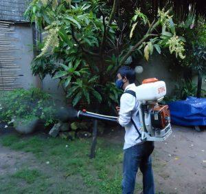 Công ty dịch vụ diệt côn trùng Yên Bái